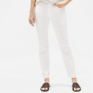 Eileen Fisher Skinny Ankle Jeans